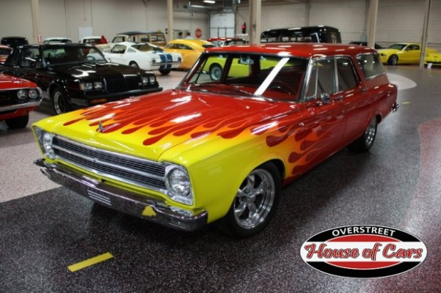 1965 Plymouth Belvedere Wagon-1435352
