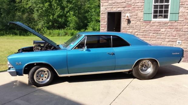 1966 Chevrolet Chevelle-142