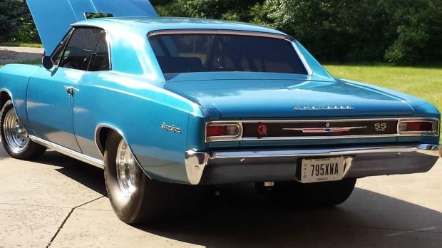 1966 Chevrolet Chevelle-143
