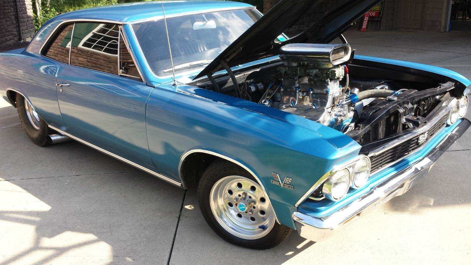 1966 Chevrolet Chevelle-144