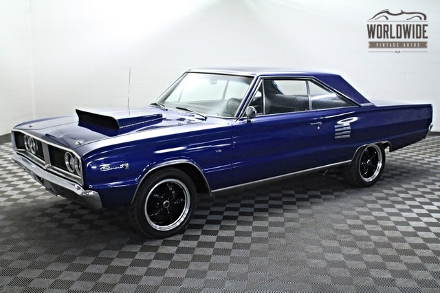 1966 Dodge Coronet 500 with Built 440-134345345