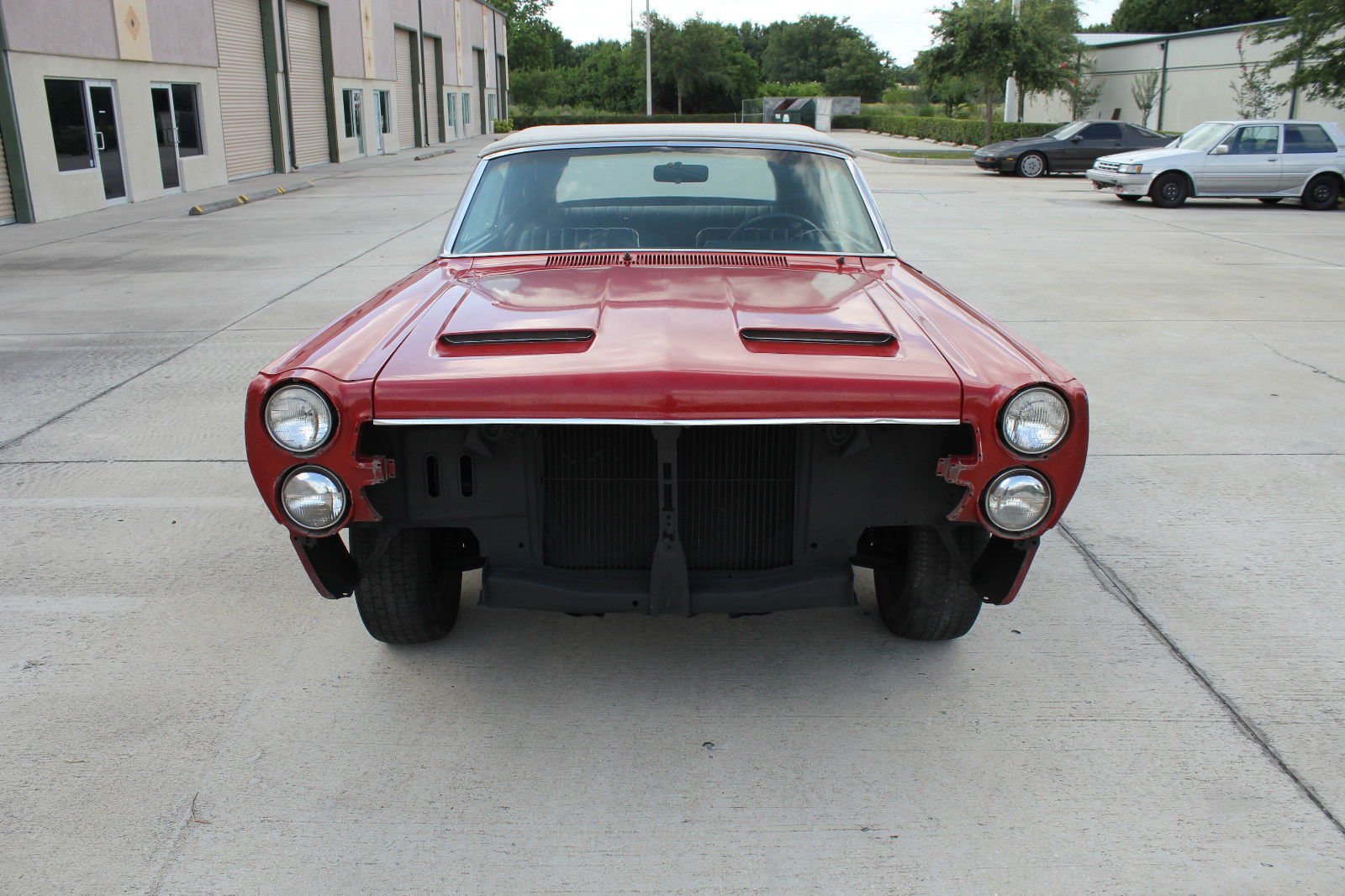 1966 Mercury 454