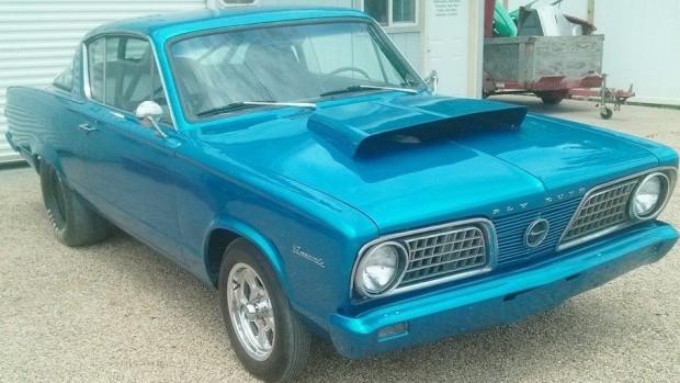 1966 Plymouth Barracuda-144545