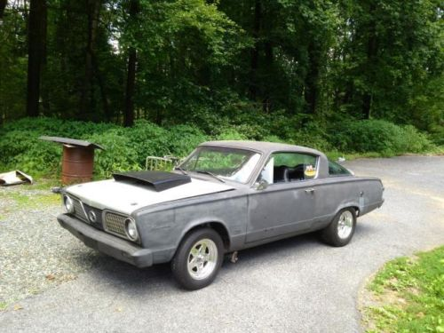 1966 Plymouth Barracuda-14435345
