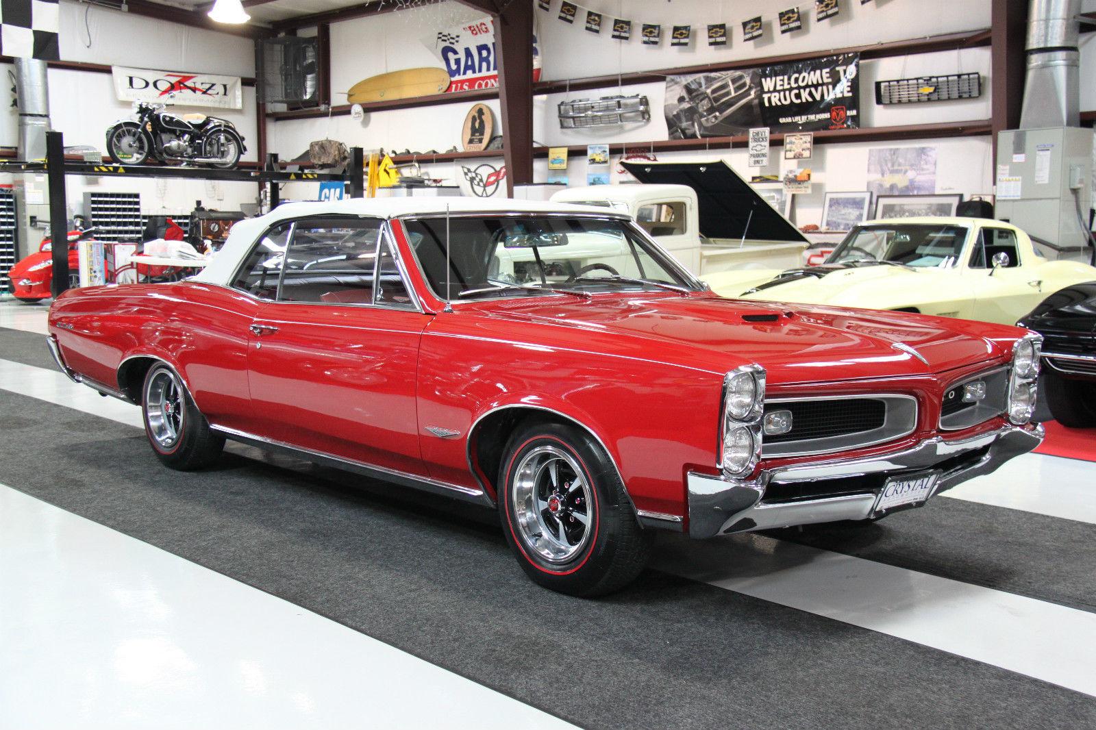 1966 Pontiac GTO Convertible-155