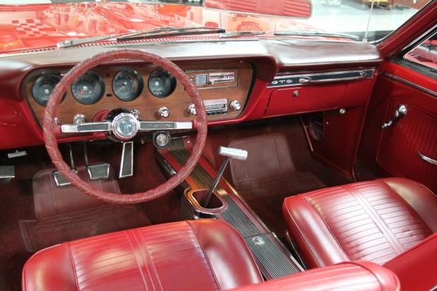 1966 Pontiac GTO Convertible-11