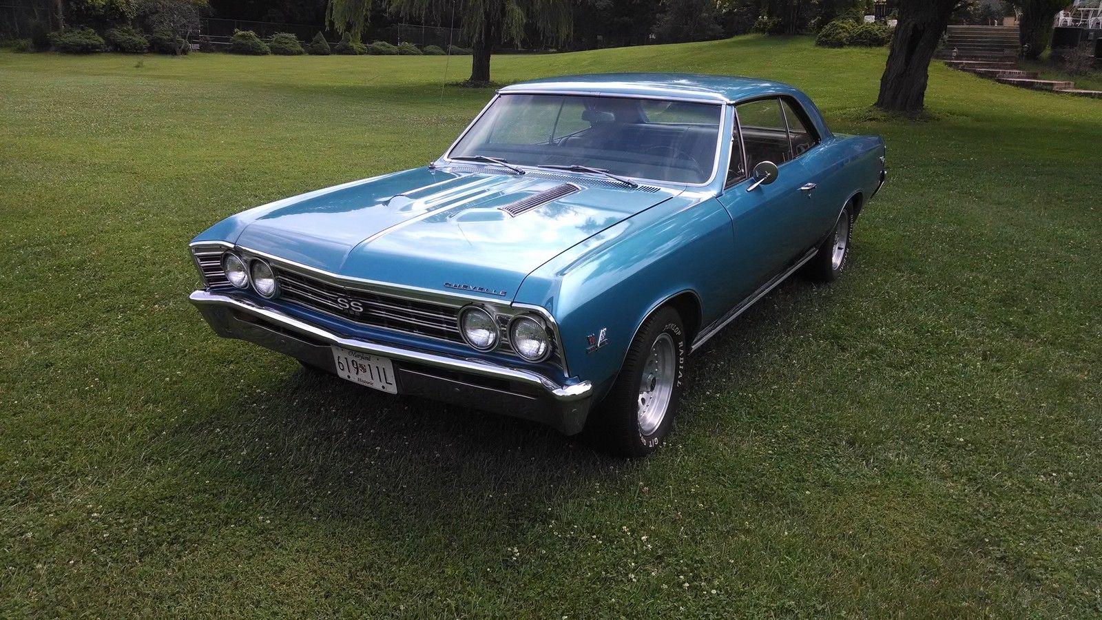 1967 Chevrolet Chevelle-152