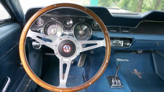 1967 Ford Mustang SHELBY GT500 S Code-11