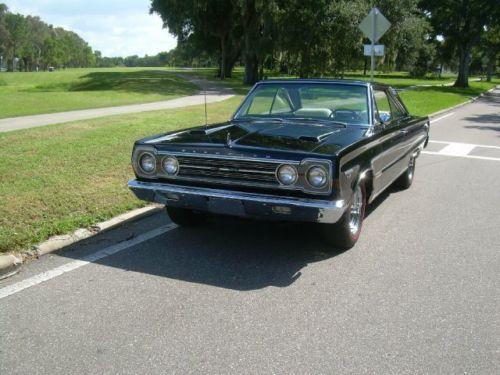1967 Plymouth GTX-13434
