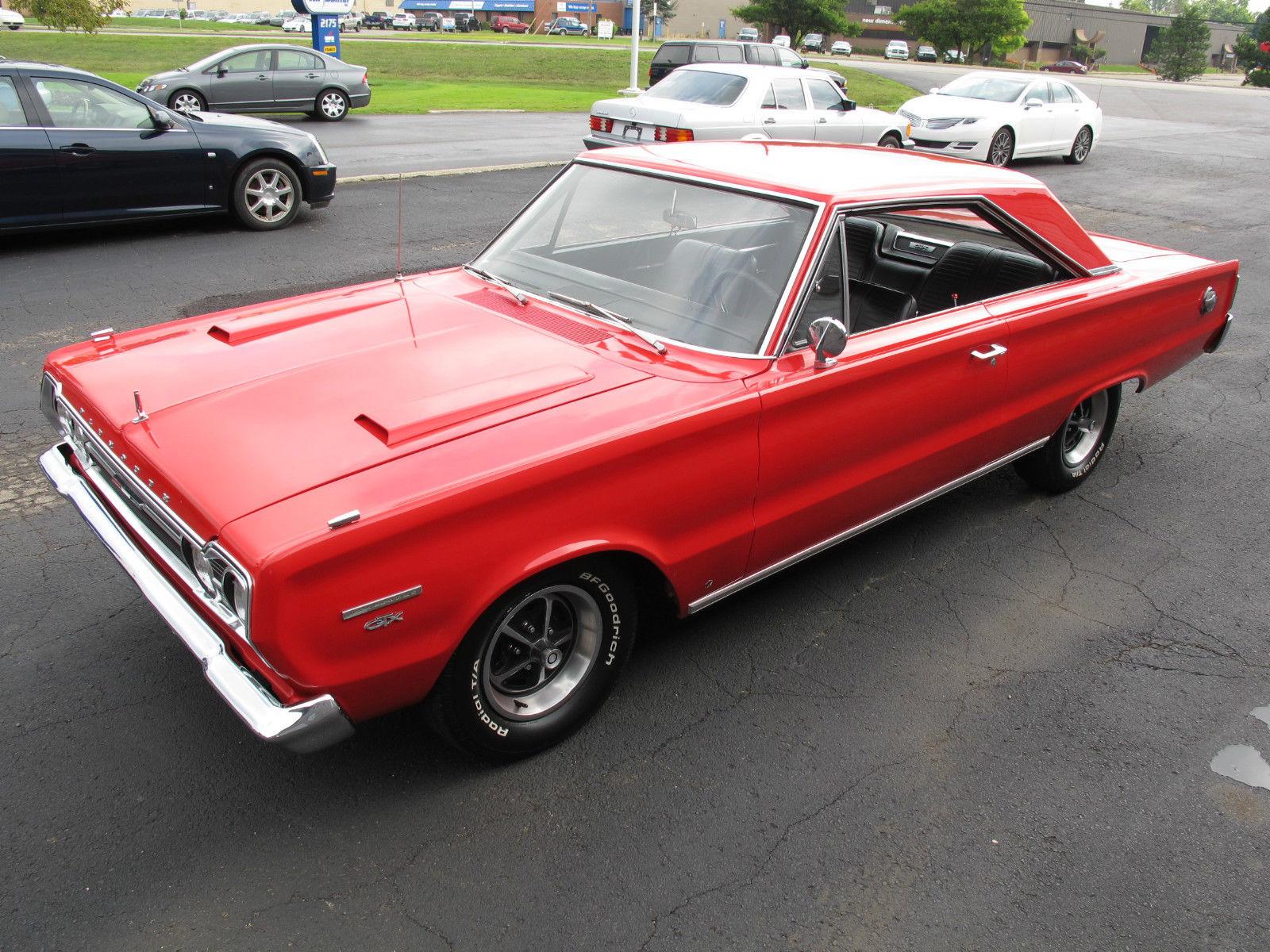 1967 Plymouth GTX-345345