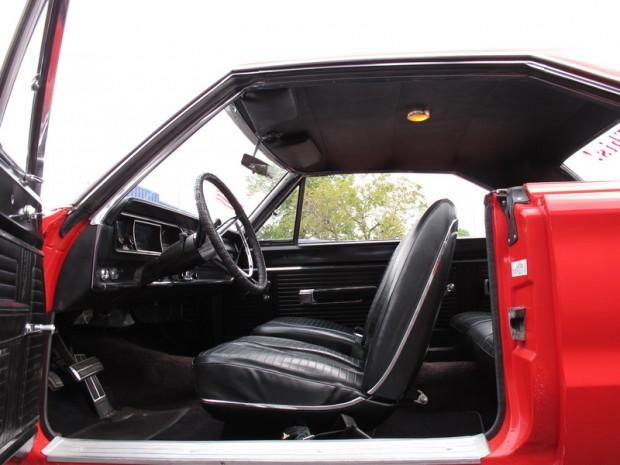 1967 Plymouth GTX-1