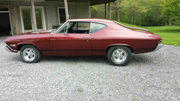 1968 Chevrolet Chevelle2