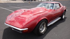 1968 Chevrolet Corvette 427ci 4-SPEED