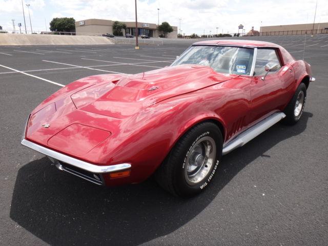 1968 Chevrolet Corvette456435