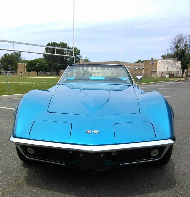 1968 Chevrolet Corvette T-4003423