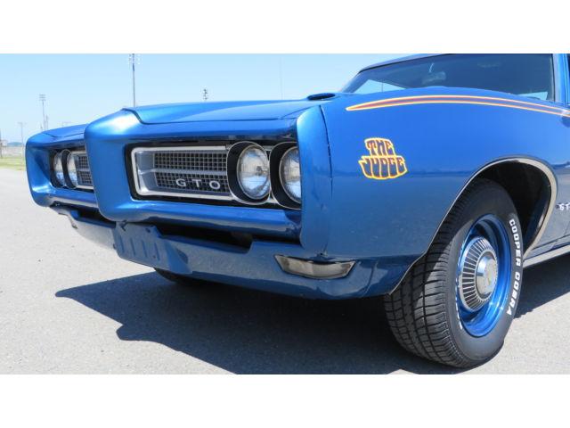 1968 PONTIAC GTO JUDGE CLONE 400 4 SPEED-14