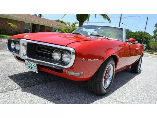 1968 Pontiac Firebird4534545
