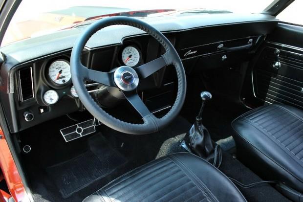1969 Chevrolet Camaro-45435