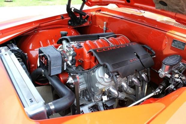 1969 Chevrolet Camaro-454