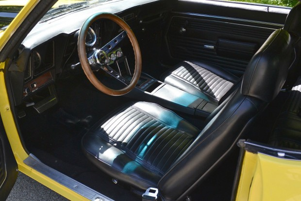 1969 Chevrolet Camaro SUPER SPORT-1223