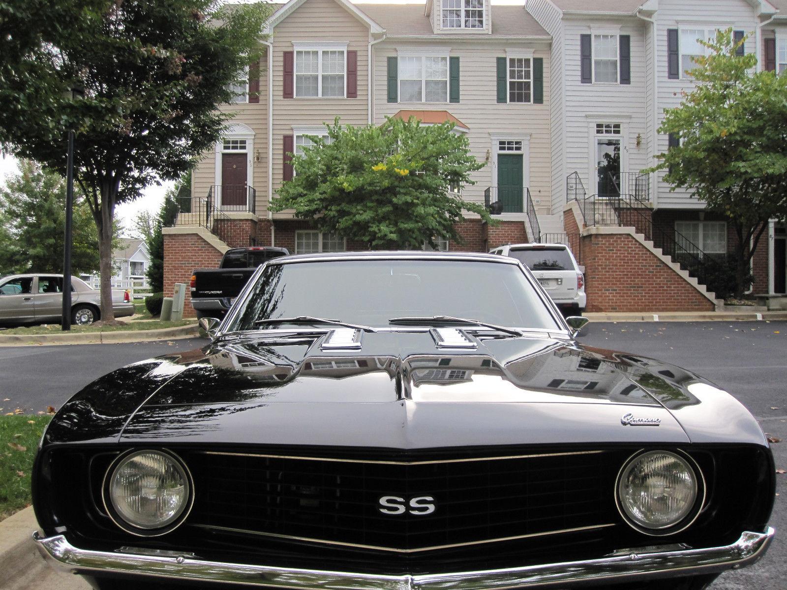 1969 Chevy Pro Touring Camaro SS - X11 Code1