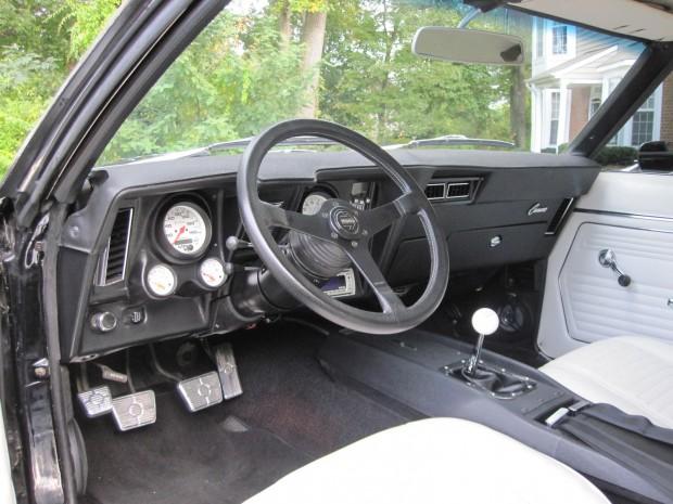 1969 Chevy Pro Touring Camaro SS - X11 Code23434