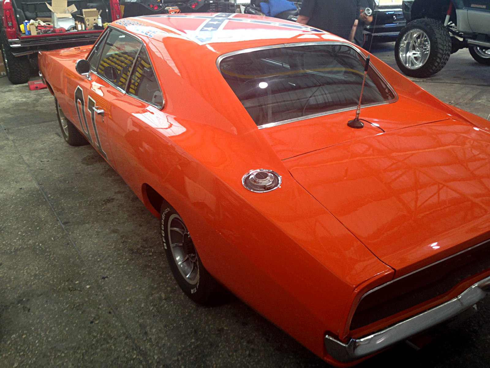 1969 Dodge Charger General Lee Classic Muscle Car For Sale: 1969 Dodge Charger General Lee Movie Car Fully Documented