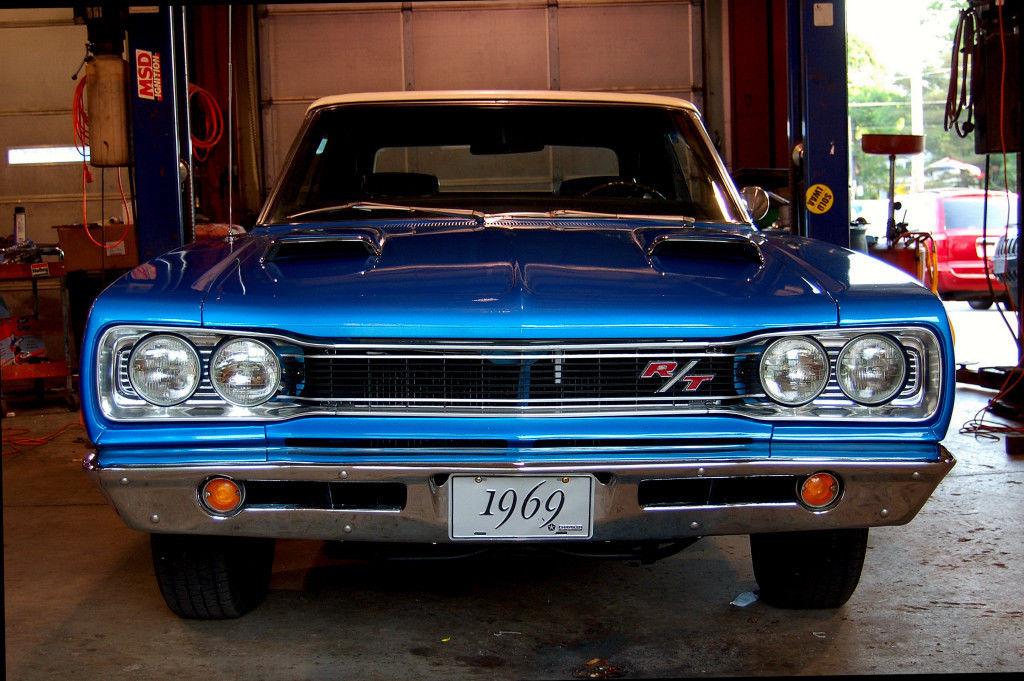 1969 Dodge Coronet345345