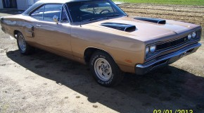 1969 Dodge Coronet Super Bee 383 Hardtop 2-Door