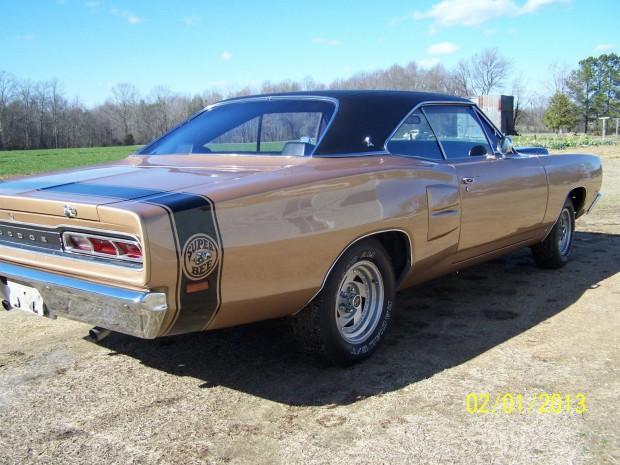 1969 Dodge Coronet Super Bee-145645654