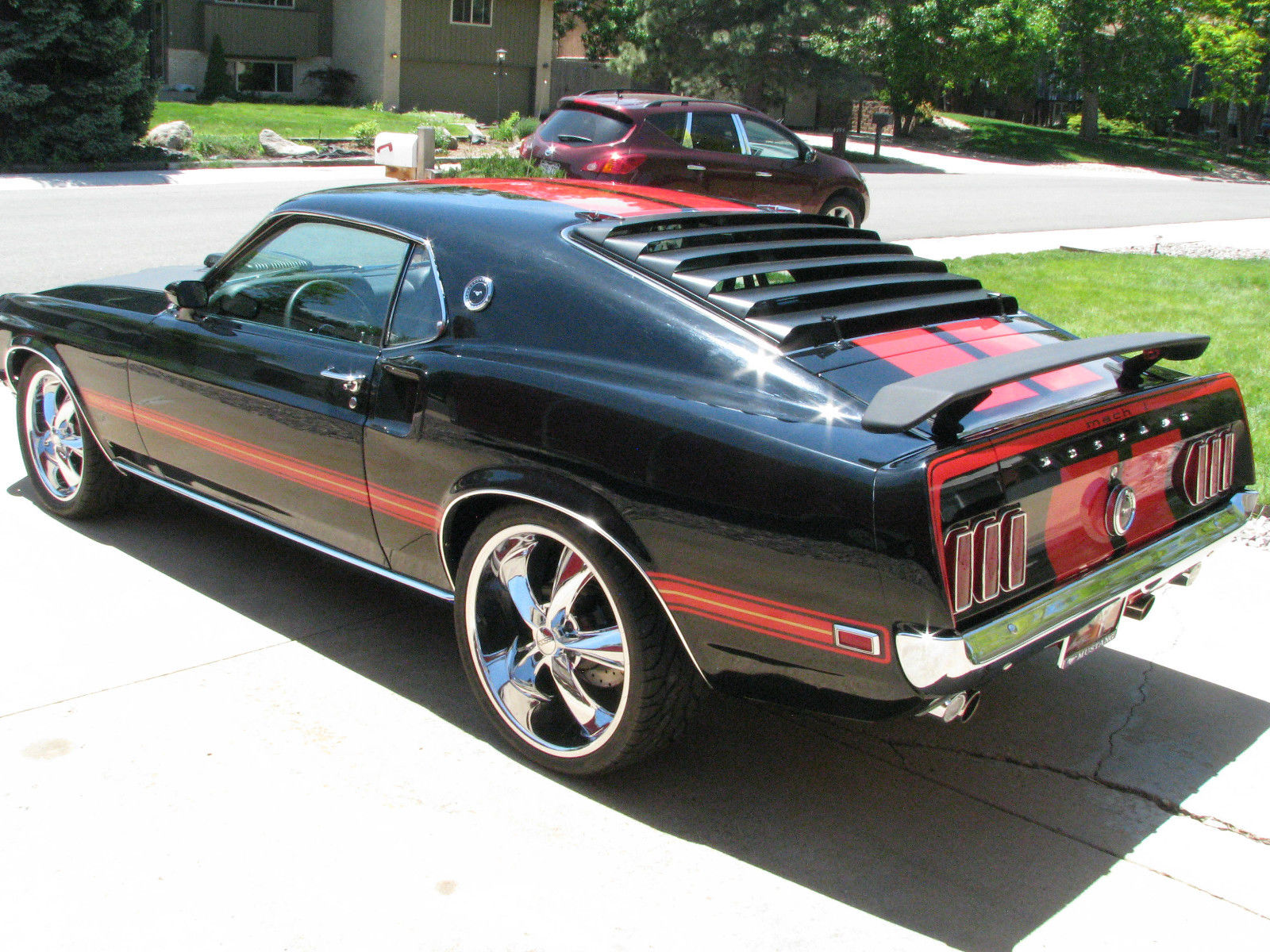 nothing found for 1969 ford mustang mach 1 restomod showcar. Black Bedroom Furniture Sets. Home Design Ideas