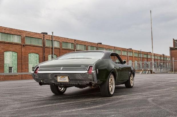 1969 Oldsmobile Cutlass Resto Mod3