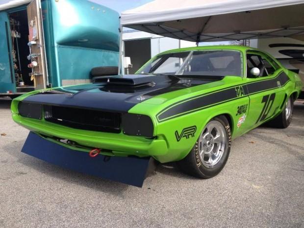 1970 Dodge Challenger HSR SCCA NASA vintage racecar-1