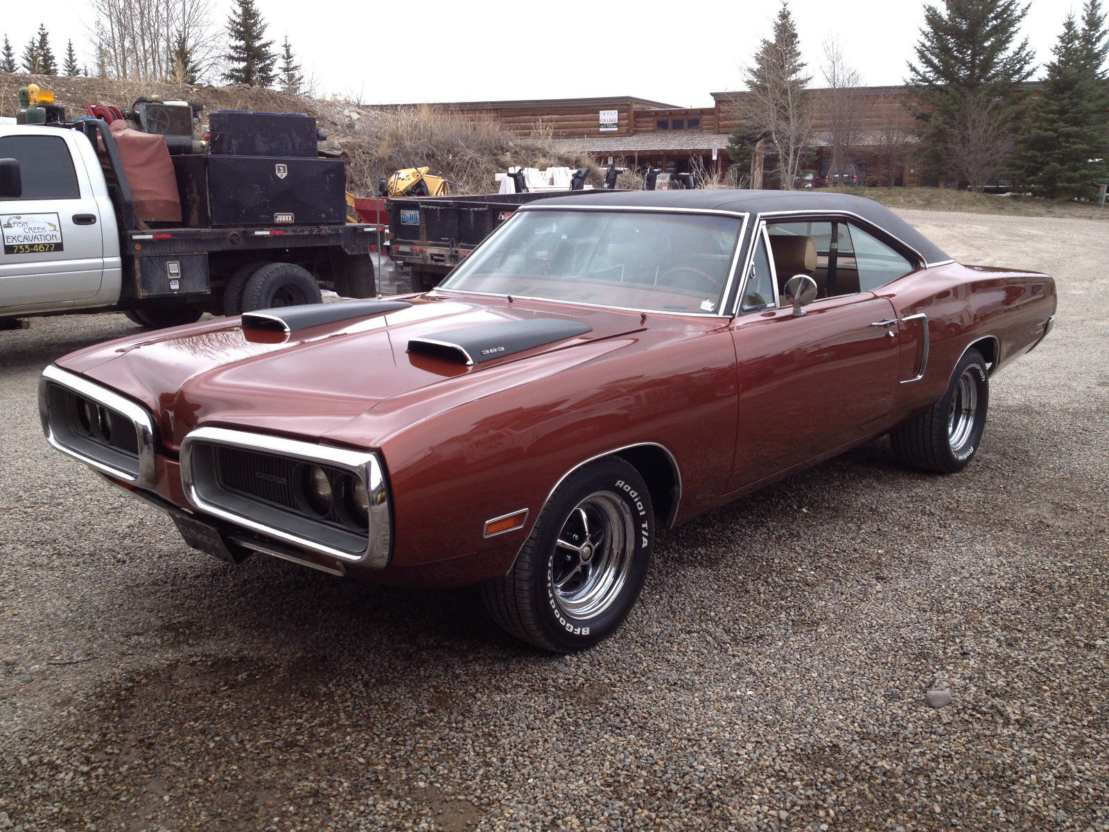 1970 Dodge Coronet 440 Hardtop 2-Door 440 engine-1w22232