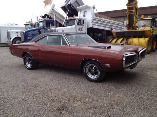 1970 Dodge Coronet 440 Hardtop 2-Door 440 engine-143543