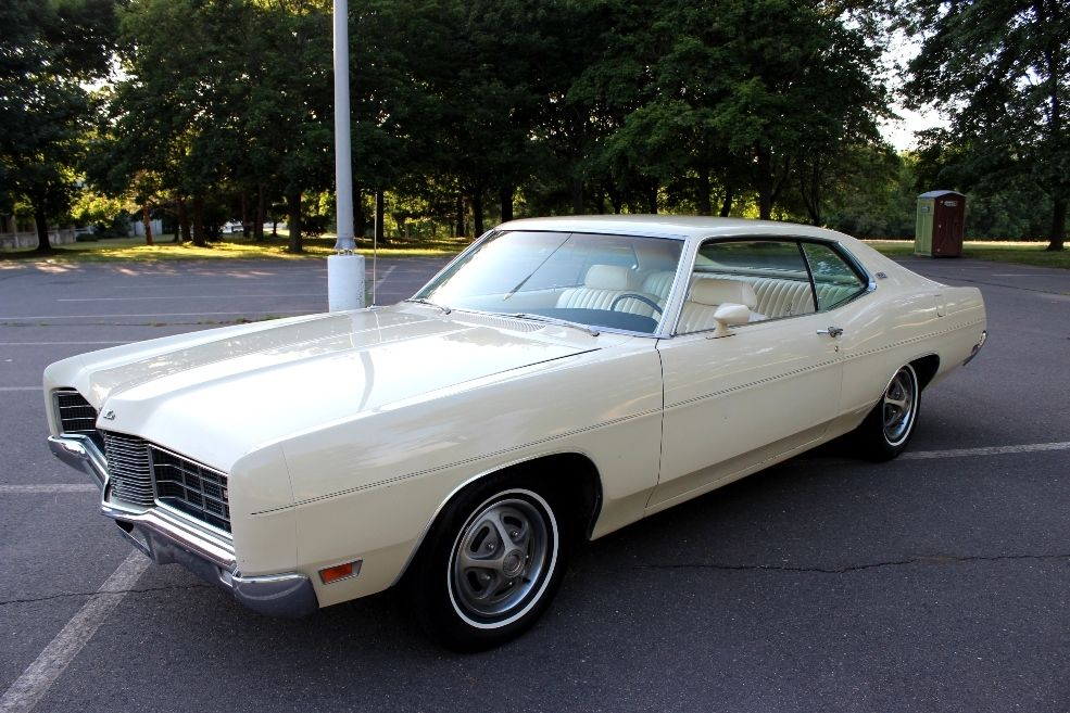 1970 Ford Galaxy XL2