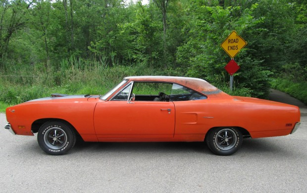 1970 Plymouth Road Runner V-code 4SPD-145345