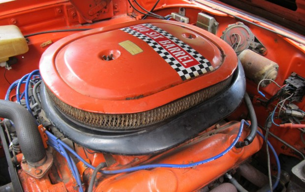 1970 Plymouth Road Runner V-code 4SPD-11