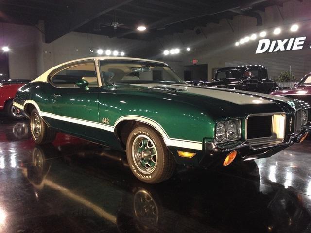 1971 Oldsmobile 44245345