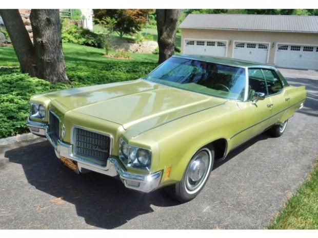 1971 Oldsmobile Ninety-Eight-133453