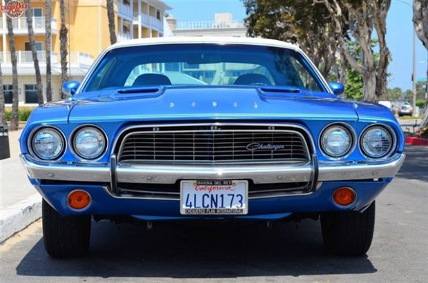 1972 Dodge Challenger Coupe1
