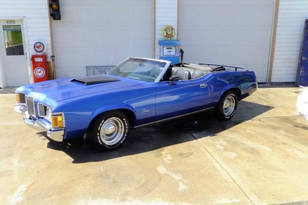 1972 Mercury Cougar435435