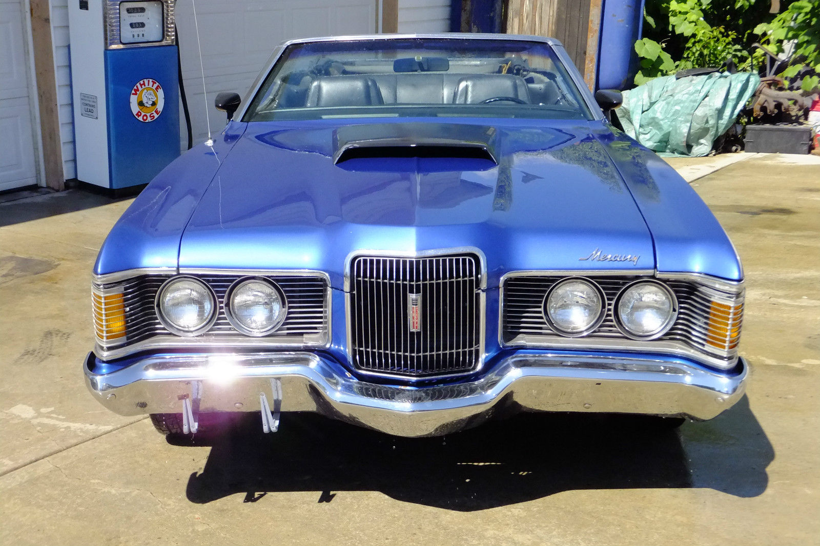 1972 Mercury Cougar342534