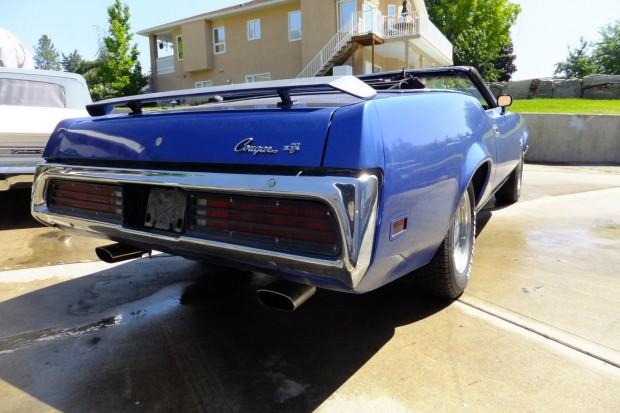 1972 Mercury Cougar345435