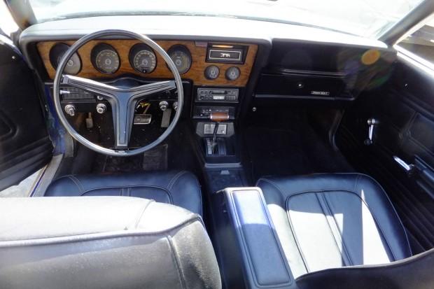 1972 Mercury Cougar345345