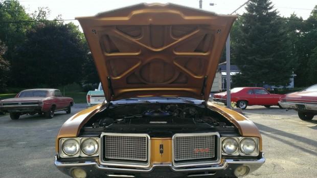 1972 Oldsmobile 442-3