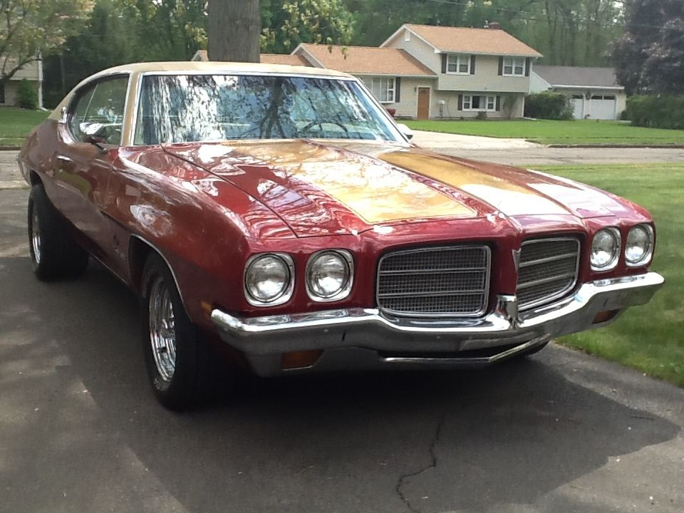 1972 Pontiac Le Mans luxury-133