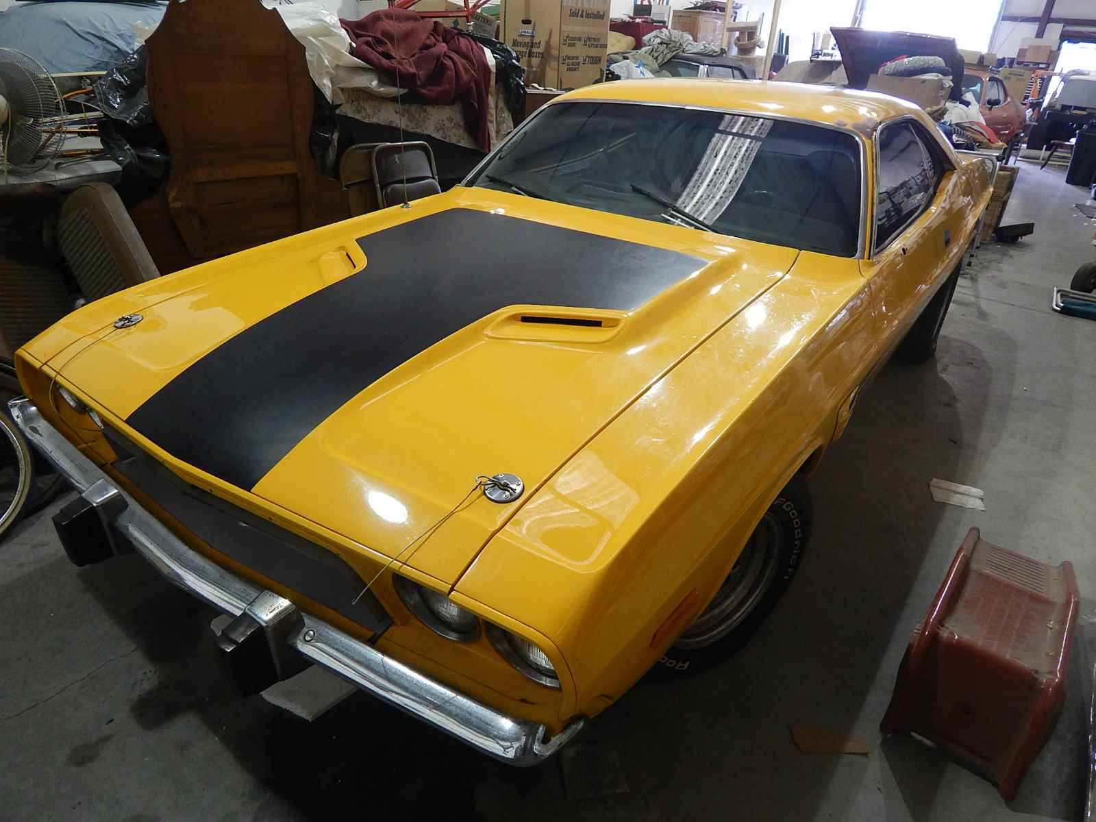 1973 Challenger with 400-12