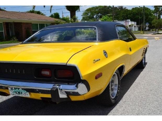 1973 Dodge Challenger RALLYE-15645435