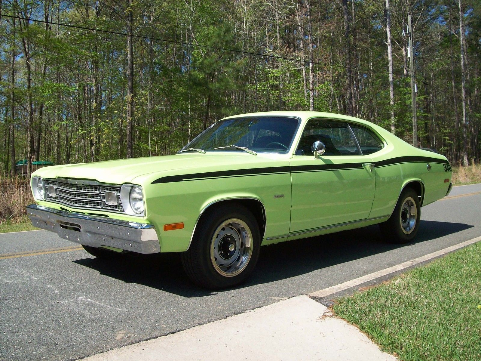 1973 Plymouth Duster43543